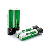 Wholesale Soshine 1.2V Ni-MH Rechargeable 10440 AAA/Micro 900mAh 4pcs from china suppliers