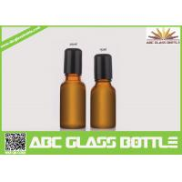 Wholesale Factory Sale Cosmetic 15ml 20ml Glass Bottle Amber from china suppliers