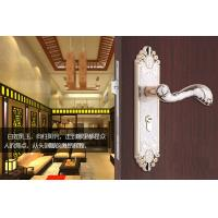 Wholesale European Style Door Handles Lock Mute Furniture Handles from china suppliers