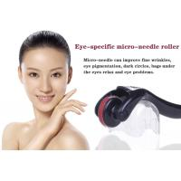 Wholesale Black Handle Eye Micro Needle Derma Roller Remove Wrinkles Rolling from china suppliers