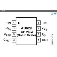 Buy cheap AD628ARZ-R7 ADI NEW and ORIGIONAL 17+ SOP (High Common-Mode Voltage, Programmable Gain Difference Amplifier) from wholesalers