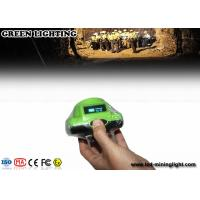 Wholesale Green High Safety Cordless Mining Lights 13000 lux 3w Ip 68 Protection degree from china suppliers