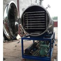 Wholesale 8 ㎡ Steel 316 Vacuum Freeze Dryer , Vacuum Drying Machine For Pharmaceutical Industry from china suppliers