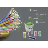 Wholesale Dental Micro Applicator Brushes , Non-lint fibers Micro Tip Applicator from china suppliers