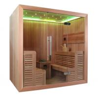 Wholesale Monalisa M-6045 French dry sauna room British sauna enclosure European style sauna room popular sauna room manufacturer from china suppliers