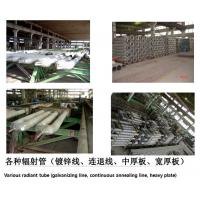 Wholesale Galvanizing Line Radiant Tubes Steel Casting For Metallurgic Equipment from china suppliers