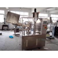 Wholesale Automatic Cosmetic Cream Filling Sealing Machine With Touch Screen Operation from china suppliers
