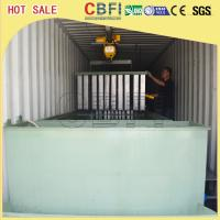 Wholesale 10 Tons Daily Capacity Containerized Block Ice Machine Containerized Ice Plant from china suppliers