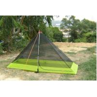 Buy cheap camping tent  wiht a wing  for 1  person from wholesalers