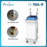 Wholesale Newest design and professional skin tighten machine rf wrinkle removal thermagic from china suppliers