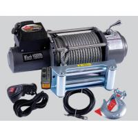 Buy cheap 10000lbs Heavy Duty Electric Winch(12/24V) X10000 from wholesalers