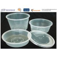 Wholesale Transparent recycled polycarbonate Plastic Food Containers Boxes with lids safety from china suppliers