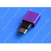 Wholesale USB 3.1 Type C to USB 3.0 A Adapter OTG Micro USB Female High Contact Efficiency from china suppliers