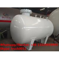 Buy cheap cheapest price smallest 3-5m3 bulk lpg gas storage tanks for sale, Factory sale best price mini lpg gas cylinder tank from wholesalers