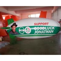 Wholesale Advertising Floating Inflatable Helium Blimp with Logo for Outdoor Advertisement from china suppliers