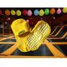 Custom Jumpin Josephs Trampoline Park Socks  ,  Non Slip Grip Socks  ,  Trampoline Socks Where To Buy for sale
