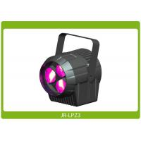 Wholesale 3×15w 4in1 RGBW Zoom Flower Effect Led Par Light, DMX at an affordable price from china suppliers