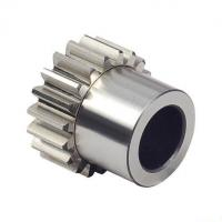 Wholesale Stainless Steel Machined Metal Parts Milling / Drilling Precision  Components from china suppliers
