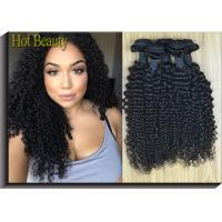 Wholesale High - end Unprocessed Curly Wave 6a Virgin Malaysian Hair Extensions from china suppliers