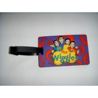 Wholesale lovely PVC luggage tag from china suppliers