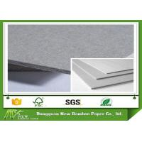 Wholesale SGS Certified Hardcover Book Grey Board / Straw Board Paper Rigid Mixed Pulp from china suppliers