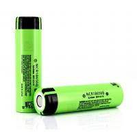 Wholesale Original Panasonic NCR18650B 3400mah 18650 3.7V high capacity rechargeable lithium battery industrial 18650 battery from china suppliers