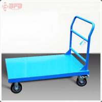 Wholesale 400kg heavy materials handling flat platform hand truck from china suppliers