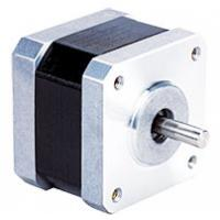 Wholesale Nema 17 Hybrid Stepper Motor 1.8 Degree Step Angle , Dc Stepper Motor For Office Automation from china suppliers