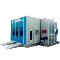 Wholesale industrial spray booth production lines, powder coating line for metal, wood from china suppliers
