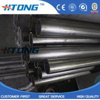 Wholesale JIS 316 high quality peeled  cold rolled decoration stainless steel tube from china suppliers