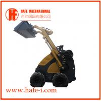 Wholesale Brand new   wheel Mini skid steer loader SSL-C300B USA Briggs&Stratton engine(23hp), bucket 0.15m3, Solid Tyres from china suppliers