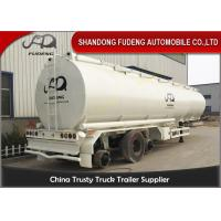 Wholesale Optional Compartment  Fuel Tanker Semi Trailer 45000l Steel Q345B Body from china suppliers