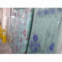 Wholesale Door Glass for Sliding Door, Overall Wardrobe Door and Hanging Door, Customized Size/OEM Accepted  from china suppliers