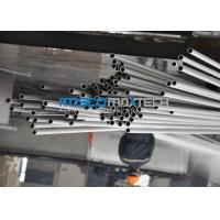 Quality ASTM A789 SAF2205 / 2507 Duplex Steel Tube With Bright Annealed Surface for sale