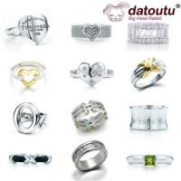 Buy cheap Wholesale Tiffany 925 Sterling Silver Jewelry-Rings-Imitation Jewelry from wholesalers