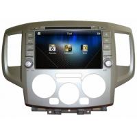 Wholesale Ouchuangbo Auto DVD GPS Navigation for Nissan NV200 Stereo System iPod USB TV Radio Player from china suppliers