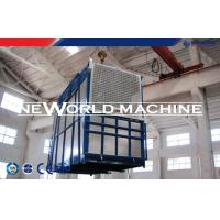 Wholesale 2000kg 150m SC200 Cage Hoist / Construction Hoist Elevator High Speed from china suppliers
