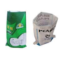 Wholesale Breathable 25Kg Woven Polypropylene Bags Superior Strength Feed Sack Bags from china suppliers