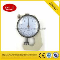 Wholesale Hand Held Dial Thickness Gauge meter 0-0.5inch,0-1inch,Thickness Table,Dial Test Indicator Accuracy from china suppliers