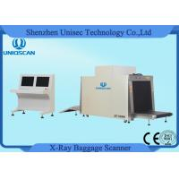 Wholesale Airport Security Large Opening Size X Ray Baggage Scanner 1000 * 800mm from china suppliers