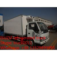 Wholesale 3-5ton refrigerated truck for sale from china suppliers