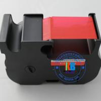 Wholesale Postal franking machine use  compatible ink ribbon carriage B767-1 fluorescent red postage meter from china suppliers