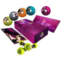 Wholesale good price Zumba Fitness Exhilarate Body Shaping System DVD from china suppliers