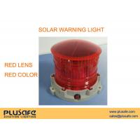 Wholesale Red Lens Airport Runway Lighting , Runway Edge Lights For Airfield Ground Lighting from china suppliers