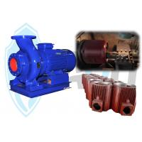 Wholesale Low Speed Horizontal Single Stage Centrifugal Pump For Agriculture / Garden Irrigation from china suppliers
