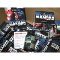Wholesale Safe manking Sexual Enhancement Pills / man king Male Growth Herbal  MAXMAN Sex Tablets With from china suppliers