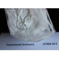 Wholesale Pharmaceutical Aromasin / Exemestane Safe Anabolic Steroid 107868-30-4 from china suppliers