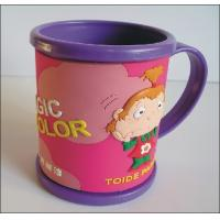 Wholesale factory ditect selling cute pvc cup from china suppliers