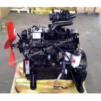 Wholesale Cummins Mechanical Diesel Engine 4B3.9-C100 Motor For Machinery Engineering 100HP from china suppliers