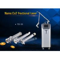 Wholesale Co2 Laser Scar Removal With RF Tube for Skin Scars Removal , Vaginal Tightening from china suppliers